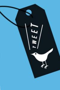 tweet bird blue