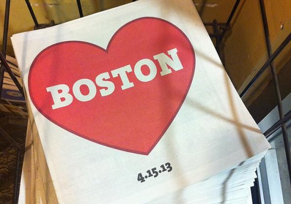 boston olayları