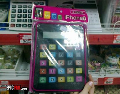 iphone 8 de başarısızlık